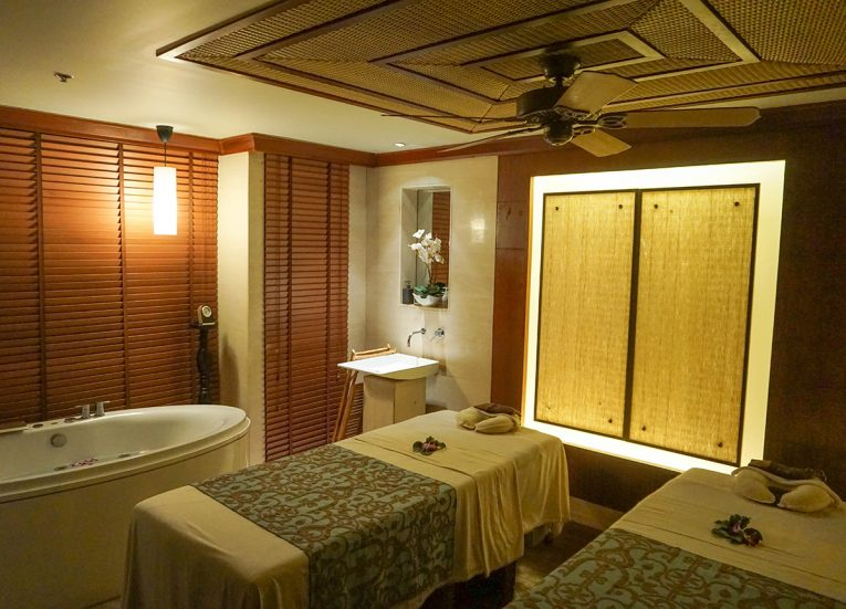 Best Massage in Krabi, Spa Cenvaree at Centara Grand Resort