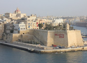 Valetta Malta, Suez Canal Cruise Destinations, Round the World Cruise