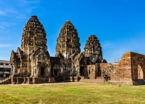 Phra Prang Sam Yot, Best Bangkok Day Tours and Day Trips from Bangkok Thailand