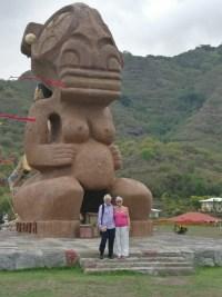 Nuku Hiva, French Polynesia Pacific Cruise Round the World Cruise