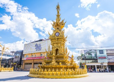 Clock Tower in Chiang Rai, Best Things to do in Northern Thailand
