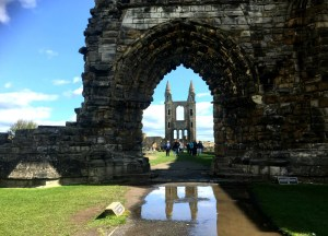 St Andrews Scotland, Best Tourist Seaside Towns in Britain UK
