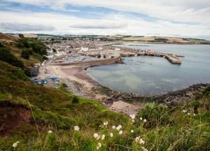 Stonehaven, Visit Aberdeenshire Scotland. The Best Tourist Seaside Towns in Britian