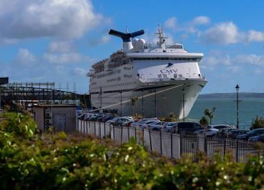 Cobh Cruise Harbour Mediterranean Cruise from Cobh in Cork Ireland and UK