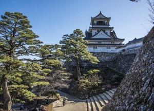 Kochi-Castle, Reasons to See Shikoku Island Japan: Travel in Japan