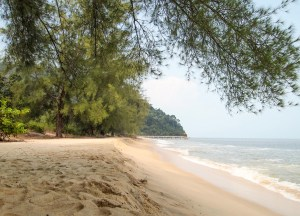 Pantai Kerachut in Penang, Beaches in Malaysia: Malaysian Beach Resorts