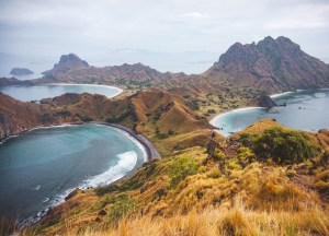 padar island, Best places to visit in Indonesia for tourists