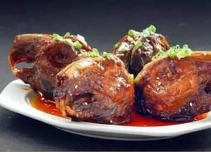 Baby Rabbit Heads, Unusual Asian Food, Weird Foods in Asia