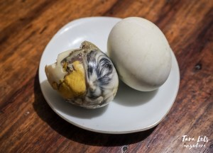 Balut Egg in Philippines, Weird Foods in Asia, Unusual Asian Food