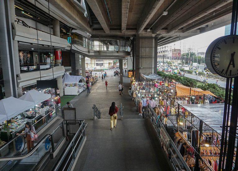 Bangkok Ramkamhaeng Airport Link area