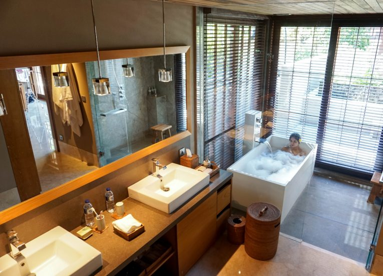 The Bulan Pool Villa Suite Luxury Pool Villas at HOSHINOYA Bali Ubud Resort (21)