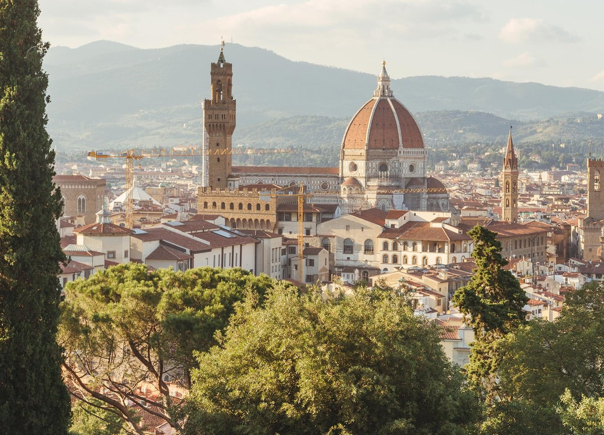 reasons to visit florence in italy