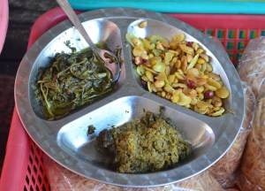 Tea Leaf Salad Lahpet Thoke, Top 10 Burmese Food, Eating Myanmar, Burma