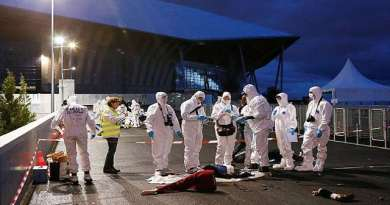 LLL - Live and Let Live - Europol chief warns Euro 2016 will be a target for ISIS