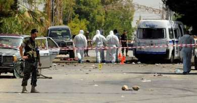 LLL - Live and Let Live - Five dead after four ISIS suicide bombers blow themselves up in a Christian village in Lebanon