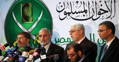 LLL - Live and Let Live - The Muslim Brotherhood behind Italy's decision to cut giving aid to Egypt