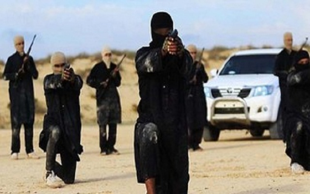 LLL - Live and Let Live - ISIS slaughters dozens of Kurdish civilians north Syria