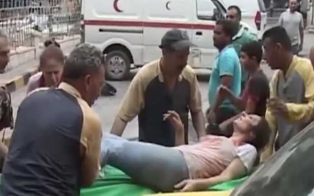 LLL - Live and Let Live - Islamists shell Aleppo killing 6 civilians & injuring dozens more