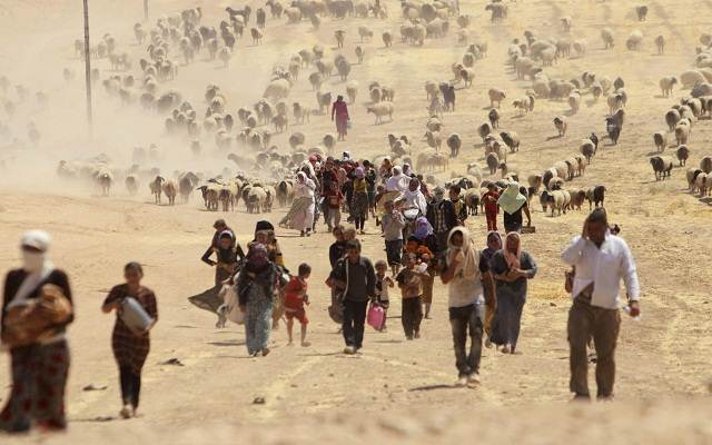 LLL - Live and Let Live - ISIS militants purchase fake IDs so they can flee the city of Mosul