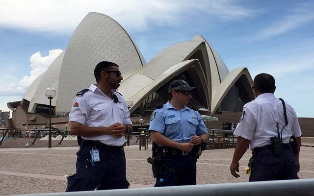 LLL - Live and Let Live - Islamic State threatens attack on Syndey Opera House, SCG, MCG, and other Australian landmarks