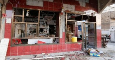 LLL - Live and Let Live - Islamic State kills 12 in car-bomb attack on crowded Shia market in Baghdad