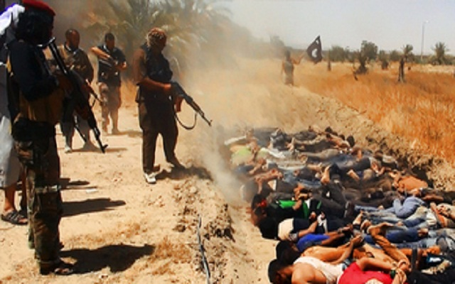 LLL - Live and Let Live - ISIS executes 284 People in Mosul - mostly children