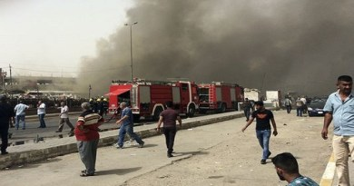 LLL - Live and Let Live - ISIS militants claimed responsibility for suicide bombing in Baghdad