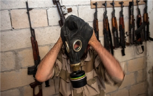 LLL - Live and Let Live - ISIS militants are expected to use chemical weapons against Iraqi Forces in Mosul
