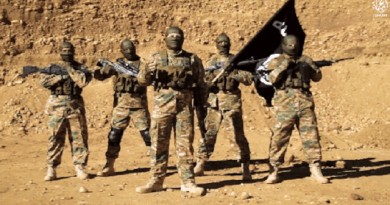 LLL - Live and Let Live - ISIS claims responsibility for the death of U.S. Service member in Afghanistan