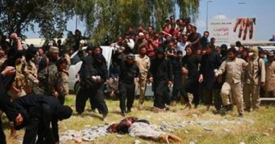 LLL - Live and Let Live - ISIS stones Iraqi woman to death for refusing to marry with Takfiri