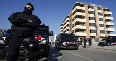 LLL-Live Let Live-Spanish police arrest two Moroccan citizens suspected to have links to the Islamist State terrorist group