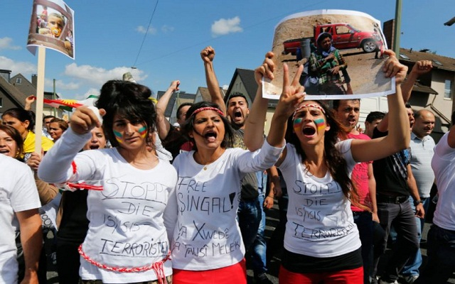 LLL - Live and Let Live - Thousands of Yazidi women remain enslaved by ISIS in Mosul