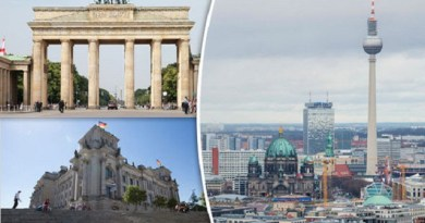 LLL - Live and Let Live - ISIS suspect scouted the Brandenburg Gate and German parliament for a terrorist attack on Berlin