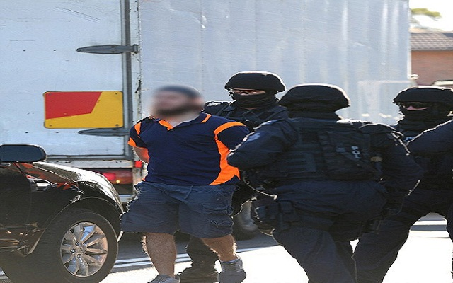 LLL - Live and Let Live - Ten-member jihadi cell linked to ISIS, led by fundamentalist preacher was planning attacks on Sydney