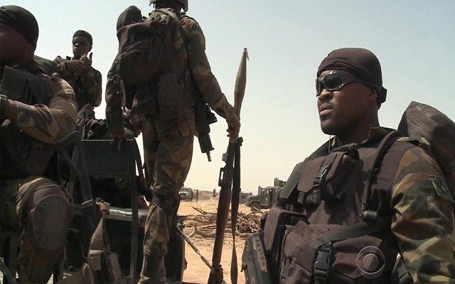 LLL - Live and Let Live - ISIS-linked Boko Haram militants kill 2 Nigerian Soldiers