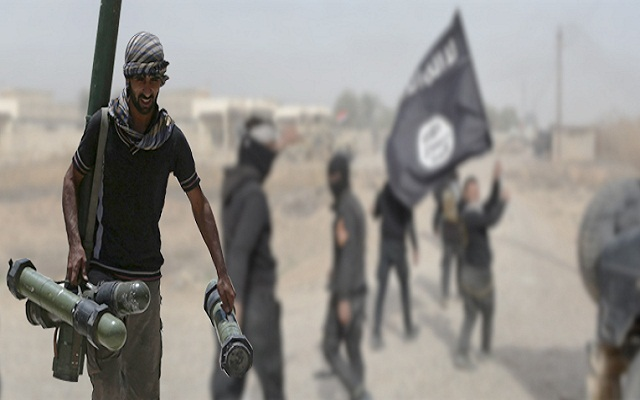 LLL - Live and Let Live - ISIS deployed drones with chemical gas to defend positions in Mosul