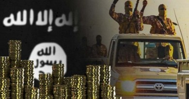 LLL - Live and Let Live - The Islamic State (IS) – one of the world's richest terrorist organization?