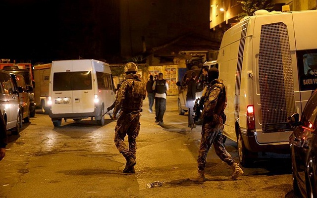 LLL-Live Let Live-31 ISIS suspects detained in anti-terror operation in Istanbul
