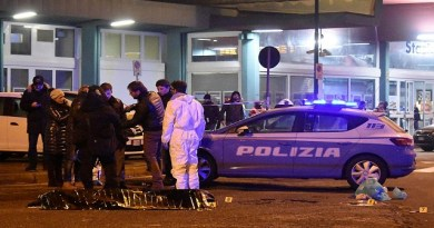LLL-Live Let Live- Anis Amri-the most wanted man in Europe is killed in Italy after routine police control