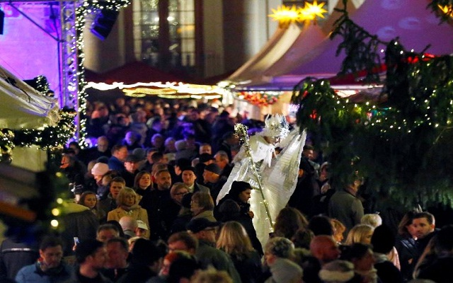 LLL-Live Let Live-ISIS bombs planted at German Christmas market by young boy with potential links to the Islamic State group