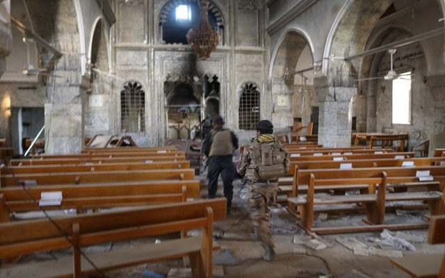LLL-Live Let Live-ISIS lists U.S. churches targeted for terrorist attacks this Christmas - vows to turn holiday into 'Bloody Horror Movie'