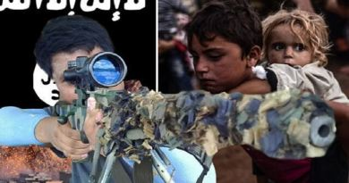 LLL-Live Let Live-ISIS snipers killed 15 children in front of their families after desperate try to escape