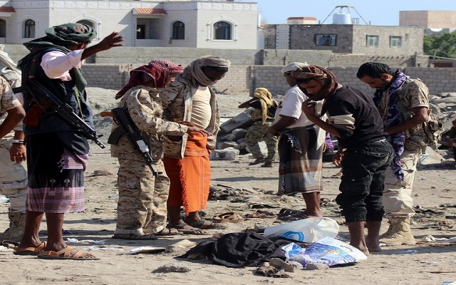 LLL-Live Let Live-ISIS suicide attack kills 48 people in Southern Yemen