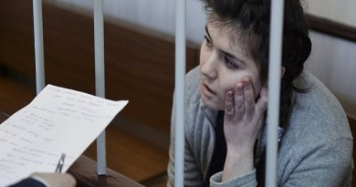 LLL-Live Let Live-Russian woman convicted for trying to join the Islamic State terrorist group