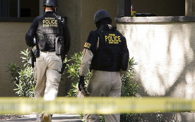 LLL-Live Let Live-Suspected Arizona 'lone wolf' terrorist arrested for providing material support to ISIS