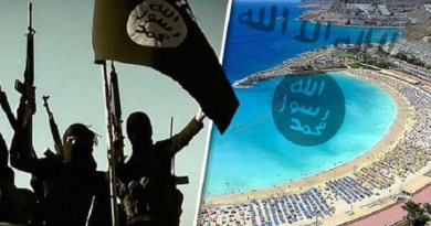 LLL-Live Let Live-Terror threat on Canary Islands ISIS jihadi found in holiday resort plotting attack