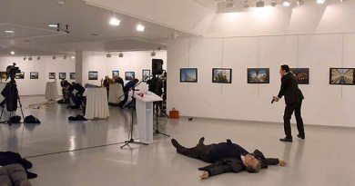 LLL-Live Let Live-Turkey assassin of the Russian Ambassador in Ankara had books linked to the terrorist group Al-Qaeda