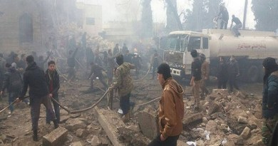 LLL-Live Let Live-At least 60 people killed in truck bomb attack in northern Syria's town of Azaz