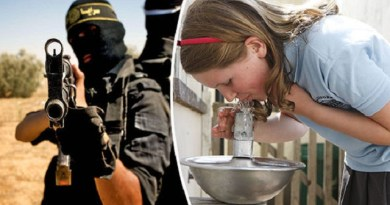 LLL-Live Let Live-Germany under terror alert ISIS is preparing chemical attack on drinking water supplies