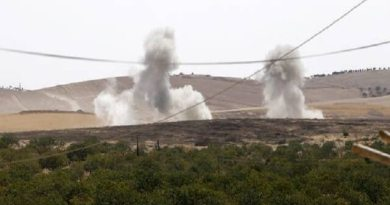 LLL-Live Let Live-ISIS terrorists blow up a major natural gas field in Syria